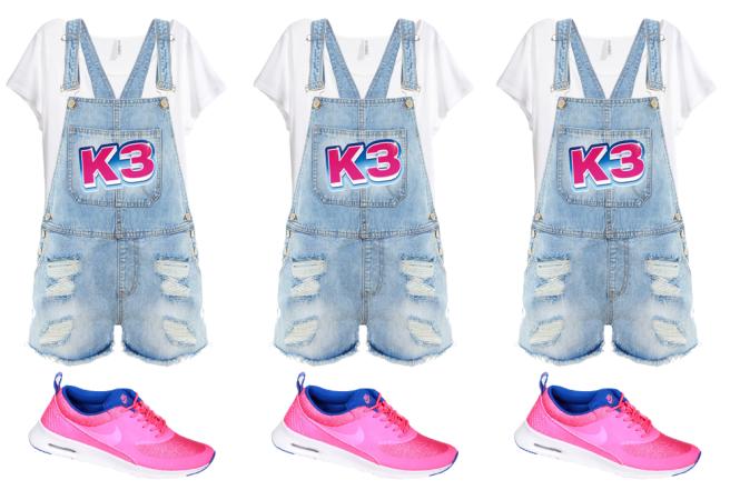 what would k3 wear #6