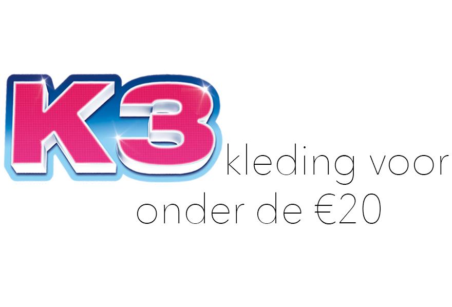 k3 kleding regenboog goedkoop